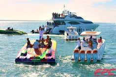 Club meeting - undisclosed location - Florida Powerboat Club