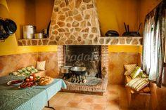 Cocina Campera - Finca Montón de Trigo http://www.escapadarural.com/casa-rural/ciudad-real/finca-mont--n-de-trigo/fotos#p=524aac5e0933e