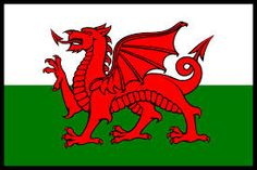flag of wales - Google Search