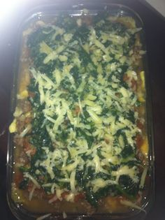 Paleo Lasagna-- gotta try elements of this... no cream or cheese obviously (not paleo), but love the idea of egg noodles
