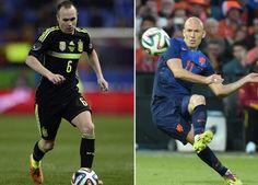 Coupe du Monde | andres-iniesta-(a-gauche)-et-arjen-robben-deux-des-acteurs-majeurs-du-espagne-pays-bas