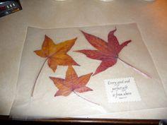 Thanksgiving Crafts | Everything Moms: Kids Craft: Thanksgiving Placemats