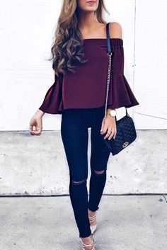 Perfect Girly Spring Outfits To Look Amazing Every Day ★ See more: http://glaminati.com/girly-spring-ourtfits/