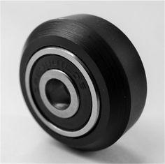 A Funssor 28 pcs * Solid V Wheel Kit for Reprap 3D printer OX CNC milling router machine parts Fast ship #Affiliate