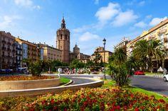 Valencia (Espanha) - Antes considerada uma cidade degradada, Valencia se reinventou no início do séc... - Shutterstock