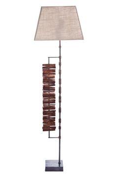 Vela Standing Lamp by Carbonell Design Studio