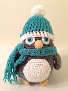 Cozy Penguin by storerboughtcreations