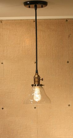 Handmade Lighting With Petite Soft Tapered by lucentlampworks, $128.00