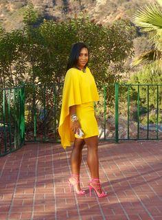 Wedding Attire - Zara Dress, Giuseppe Zanotti Heels