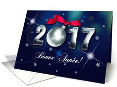 Feliz Ano Novo New Year's Card in Portuguese card. Personalize any greeting card for no additional cost! Cards are shipped the Next Business Day. Product ID: 959287