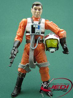 Star Wars Action Figure Tiree (Yavin Pilot Pack), Star Wars Movie Heroes 2012
