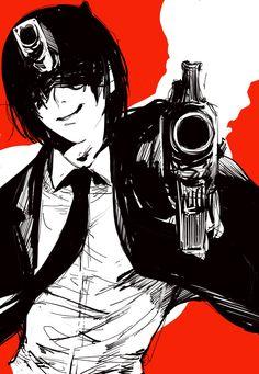 Anime Manga, Anime Art, Jojo Stands, Fan Art, Animation, Dark Anime, Jojo Bizzare Adventure, Illustrations, Chainsaw