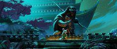 The Art of Kung Fu Panda 3 - Daily Art, Movie Art