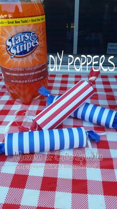 """I added """"Manicures and Extra Sprinkles:Labor Day with DIY Poppers & Fried Pickles"""" to an #inlinkz linkup!http://lovinjosiah87.blogspot.com/2014/08/happy-labor-day-with-diy-poppers.html"""