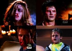 """OTH Halloween Episode season 8 hahaha """"vampires"""" but they are zombies"""