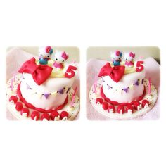 Hello Kitty cake   Flickr - Photo Sharing!