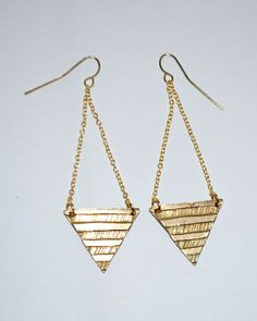 The Down Under Earrings by JewelMint.com, $72.00