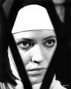 Anna Karina in Jacques Rivette's La Religieuse (1966)