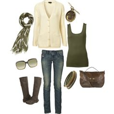 Stylish Explorer, created by candycrack on Polyvore