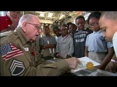 Tom Blakey - A Living Artifact of WWII - CBS Sunday Morning - 5-26-13