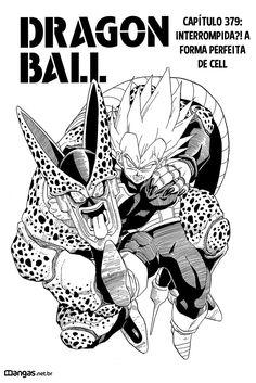 Ler mangá Dragon Ball - Capítulo 379 online