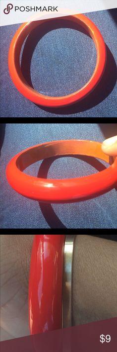 🎀SOLD🎀Red bangle bracelet Red bracelet Jewelry Bracelets