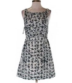 J. Crew Casual Dress (Size 2): Ivory Women's Dresses - 8252486