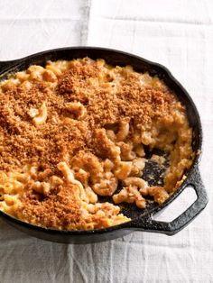 .cauliflower Mac and cheese