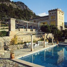 Enjoy the peace of the Mallorcan countryside. . . Agroturismo Alqueria Blanca…