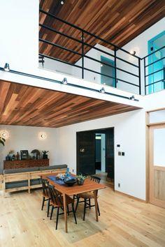 ZERO-CUBE MALIBU 豊かな時間を、シンプルに愉しむための家 | 施工事例 | 住まいづくりのご相談ならオレンジハウス東京 Village House Design, Village Houses, Future House, My House, Asian Decor, Loft Style, California Style, Dream Decor, Relax