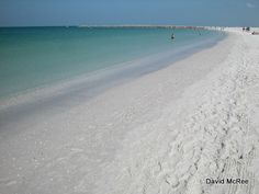 Sand Key Park beach, Clearwater Beach, Florida