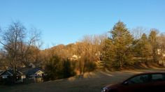 Mountain in background  . N Carolina.  My second home . KeNneth BACH Average Man face book.