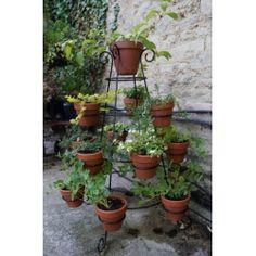 Lazy Daisy Étagère/Plant Pot Holder