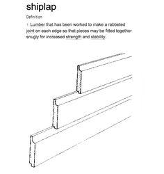 Shiplap Definition