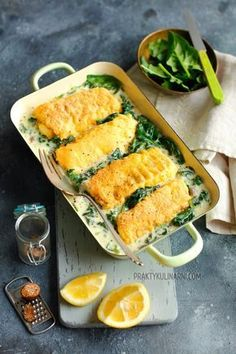 Seafood Recipes, Mexican Food Recipes, Cooking Recipes, Ethnic Recipes, Calzone, Pizza, Fish And Seafood, Fresh Rolls, Zucchini