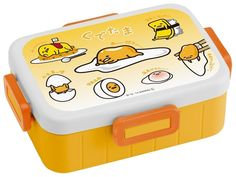 New! Gudetama Bento Lunch Box Sanrio Japan 650ml F/S #Gudetama