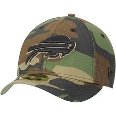 Buffalo Bills New Era Woodland Camo Low Profile 59FIFTY Fitted Hat - $27.99