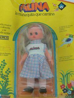 Alina la muñeca que camina de BB - Foto 1