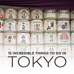 This list of 15 Incredible Things to Do in Tokyo Japan can start you off in the right direction for your own, personal, epic adventure.