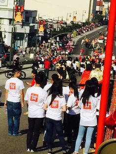 CSC Youths Center participated at the Chinatown Float 2016!