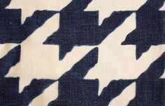 Giant houndstooth range - have a look at Rossetti Fabrics website for more colours