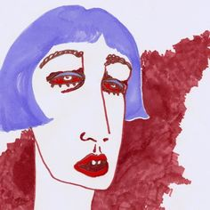 Listen to Shades by Alexandra Savior - Shades. Discover more than 56 million tracks, create your own playlists, and share your favorite tracks with your friends. Alexandra Savior, Belladonna Of Sadness, Weird And Wonderful, Surreal Art, Art Google, Zine, Amazing Art, Something To Do, Horror