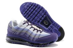 low priced 164ee d040e TYm0j Nike Air Max 95 360 Mens Shoes Wire Drawing Purple