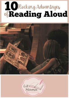 How reading aloud benefits children of all ages from birth through high school and why you shouldn't stop reading to your kids when they learn to read Reading Resources, Book Activities, Importance Of Reading, Reading Aloud, Kindergarten Books, Struggling Readers, Chapter Books, Homeschool Curriculum, Learn To Read