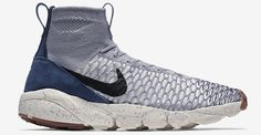 Nike Quietly Released New Footscape Magistas