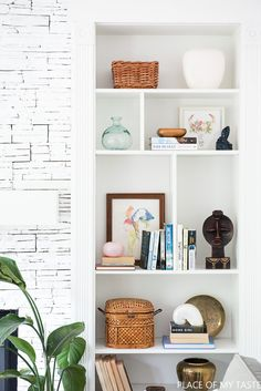 Billy Bookcase Built-Ins