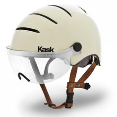 Kask Lifestyle Urban Commuter Helmet (Champagne) | 10 of the Most Gorgeous Helmets for Female Commuters | Total Women's Cycling