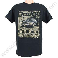 5c4429e7 70' R/T Hemi Challenger Vintage style Front print $19.95 Dodge Challenger,  Mopar