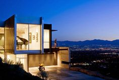 Diseño H-House / Axis Architects, Utah http://www.arquitexs.com/2012/08/diseno-h-house-axis-architects.html