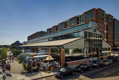 Old is New: Revitalizing The Anacostia Riverfront - Urban Planning and Design - architecture and design